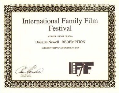 International Family Film Festival Winner